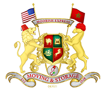 Moorish Trucking's Logo